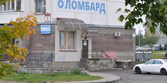Ломбард — Сухарево