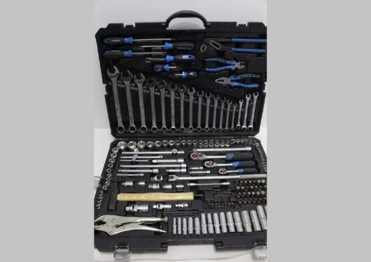 Набор инструментов FORSAGE 180 предметов