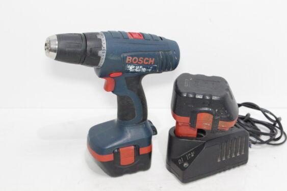 Дрель-шуруповерт Bosch GSR 12 V Professional