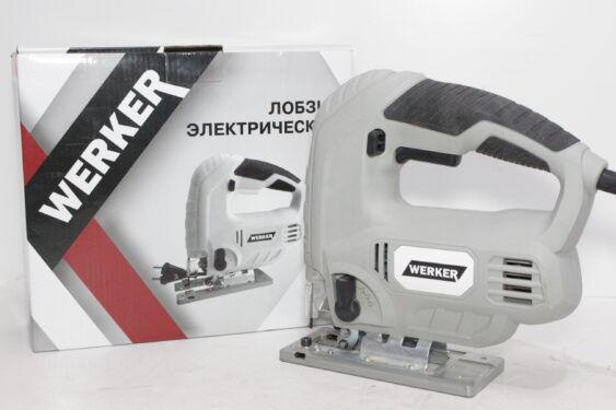 Электролобзик Werker JS 750