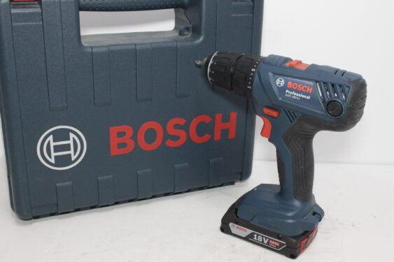 Дрель-шуруповерт Bosch GSR 180-LI Professional