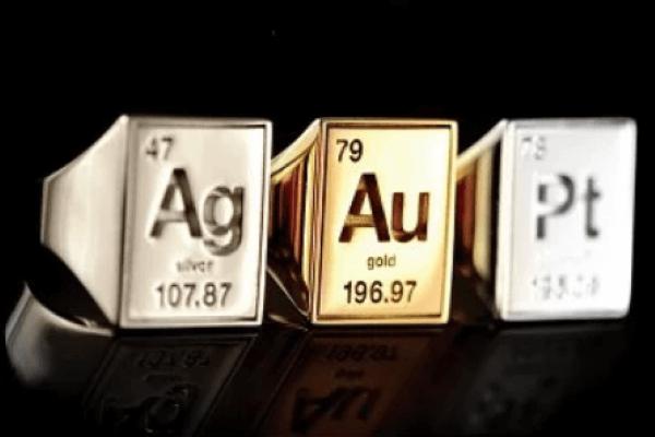 цена золото платина серебро