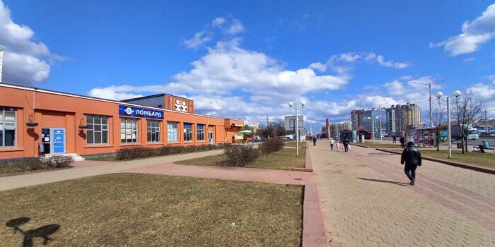 ломбард метро Кунцевщина