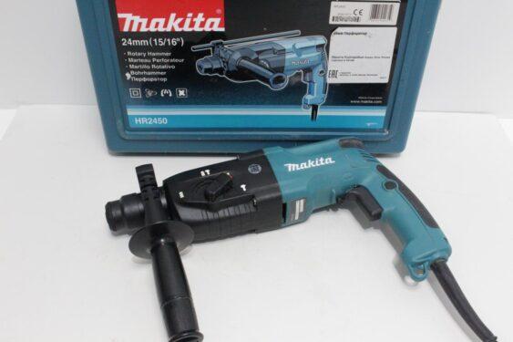 Перфоратор Makita HR 2450