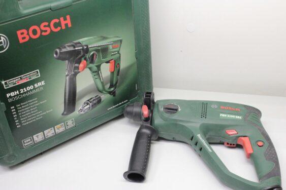 Перфоратор Bosch PBH 2100 SRE