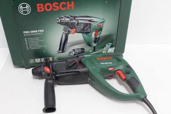 Перфоратор Bosch PBH 3000-2 FR