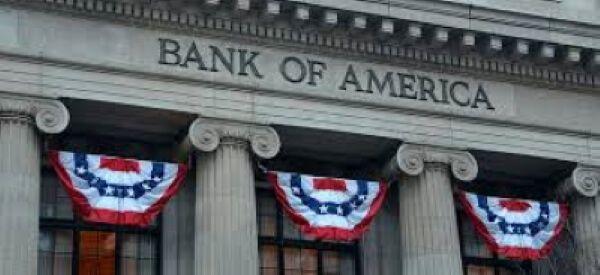 прогноз цен на золото от Bank of America