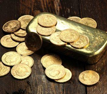 скупка золотых слитков